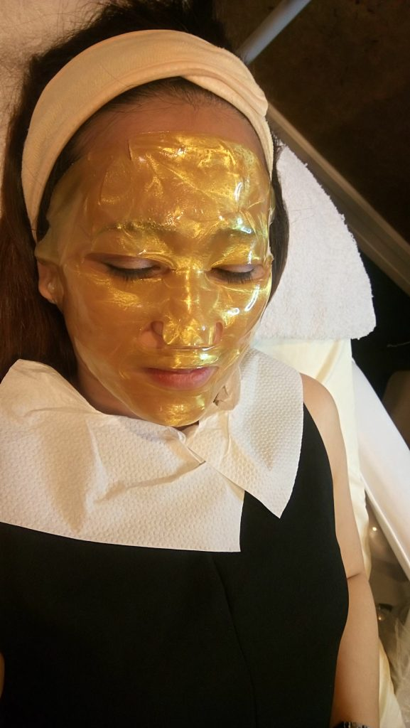 getting gold treatment